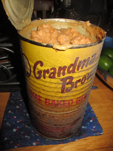 05 Grandma Browns Home Baked Beans The Best Things I Ate in 2011