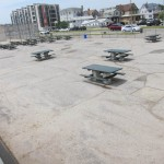 06 Picnic Prison Yard Rockaway Beach 150x150 The Tap & Grill Clambar at Rockaway Beach
