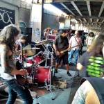 07 Wizardry - Heavy Metal under the BQE - Make Music NY 2011
