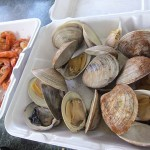 08 Steamed Clams and Shrimp Grand Seafood 150x150 Grand Seafood Feast