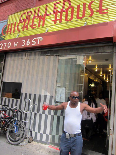 01 Chicken House NYC