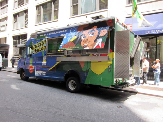 01 Jamaican Dutchy Food Truck NYC