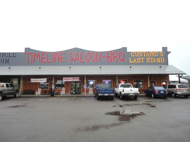 01 Timeline Saloon and BBQ
