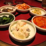 04 Korean side dishes Dokebi Bar Grill 150x150 Dokebi Korean Bar & Grill