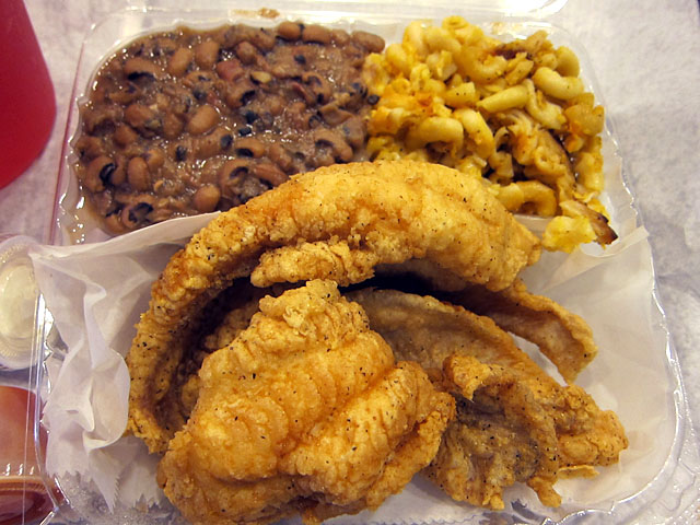 The best soul food restaurants in america long black for Bed stuy fish fry brooklyn ny