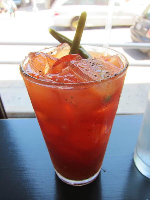 Bloody Bull Recipe — Dishmaps