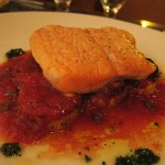 02 Slow Baked Salmon - Lokal Brooklyn