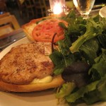 04 Tuna Burger - Lokal Brooklyn