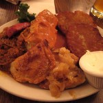09 Plate of Polish Specialties - Karczma Brooklyn