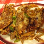 15 Fried Soft Shell Crabs Nom Wah Tea Parlor 150x150 Nom Wah Tea Parlor   Dim Sum Dinner