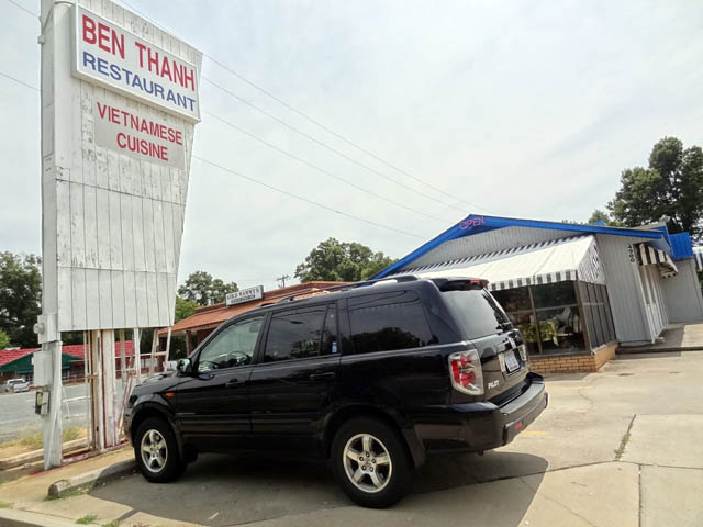 01 Ben Thanh Vietnamese Restaurant - Charlotte NC