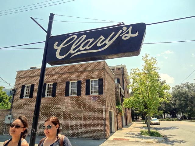01 Clary's - Savannah