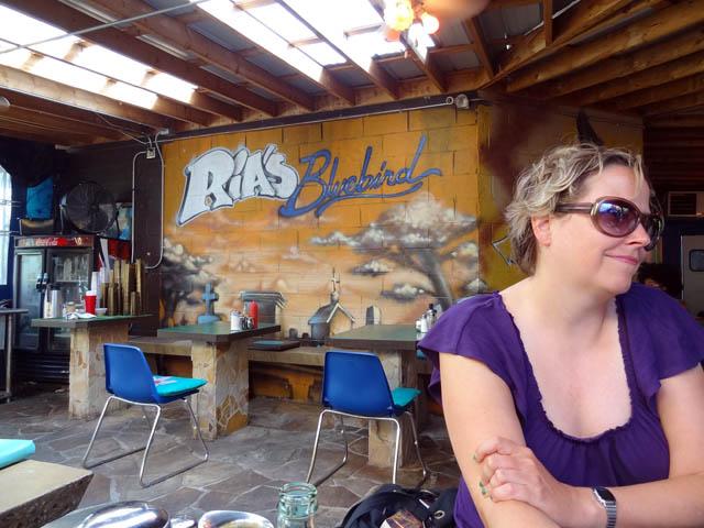 01 Ria's Bluebird - Atlanta