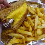 04 Grilled Cheese and Fries - Sweet Melissa's