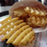 05 Waffle Fries Chick fil A 150x150 The Spicy Chicken Sandwich @ Chick fil A