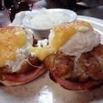 06 Crab Cakes Benedict - Clary's