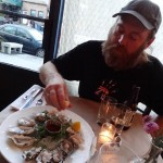 06 Happy Hour Dollar Oysters - Sel De Mer