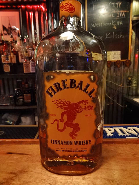 07 Fireball Cinnamon Whisky Me So Hungry