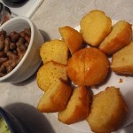 08 Corn Bread 150x150 Wes Fish Fry (Savannah, Georgia)