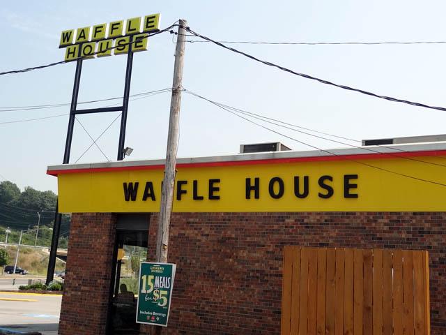 01 Waffle House