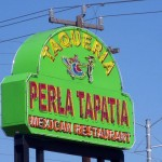 02 Perla Tapatia sign 150x150 Tio Wally Eats America: Perla Tapatia