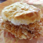08 Chicken Biscuit Bojangles 150x150 Fried Bologna & Cheese Biscuit @ Bojangles
