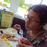 10 Shonali at Waffle House 150x150 Hashbrowns All The Way @ Waffle House