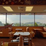 11 Bojangles Window View 150x150 Fried Bologna & Cheese Biscuit @ Bojangles