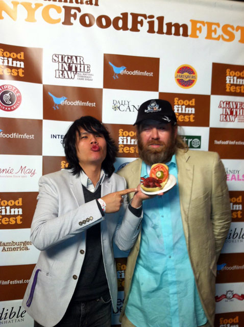 NYC Food Film Festival 2011 Turtle Burger