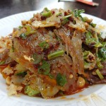 01 Beef Tripe with Hot Pepper Sauce Cheng Du Tian Fu 150x150 Flushing Golden Mall
