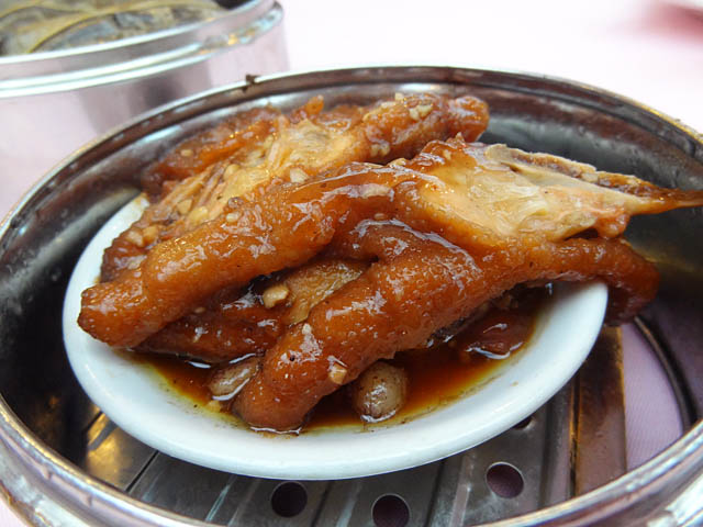 01 Chicken Feet - Dim Sum - East Market Restaurant