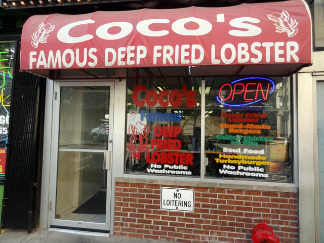 01 Coco's Famous Deep Fried Lobster - Chicago