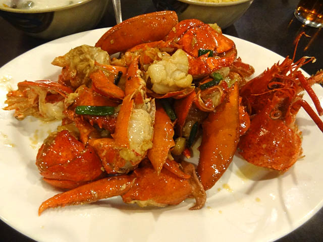 01 Lobster special - Big Wong King