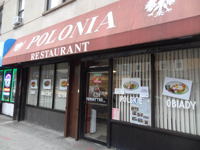 01 Polonia Restaurant - Greenpoint