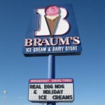 02 Braums sign 150x150 Tio Wally Eats America: Braums in McPherson, Kansas