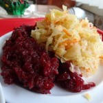 05 Beets and Sauerkraut - Polonia Restaurant