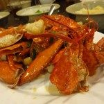 10 Lobster special - Big Wong King