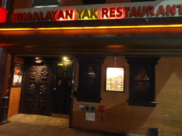 01 Himalayan Yak Restaurant