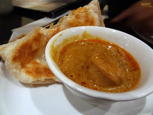 01 Roti Canai - New Malaysia Restaurant