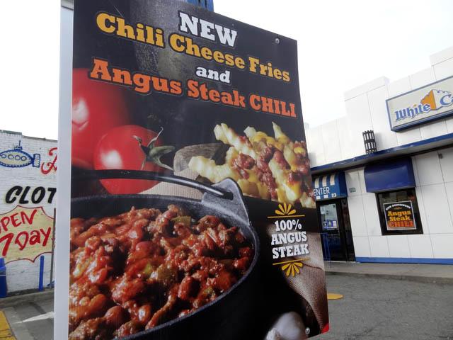 01 White Castle's Angus Steak Chili