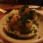 02 Deviled Eggs - The Spotted Pig