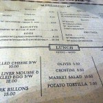 02 Marlow Sons menu 150x150 Marlow & Sons Brunch