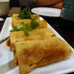 03 Curry Potato Roll - New Malaysia Restaurant