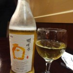 04 Bek Se Ju - Korean Wine