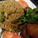 04 Pork Chop and Fried Rice - New Malaysia Restaurant
