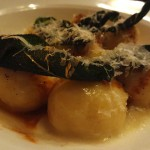 04 Sheep's Milk Ricotta Gnudi - The Spotted Pig