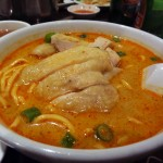 10 Curry Hainanese Chicken Noodle Soup - New Malaysia Restaurant