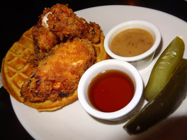 01 Chicken and Waffles - Williams & Bailey