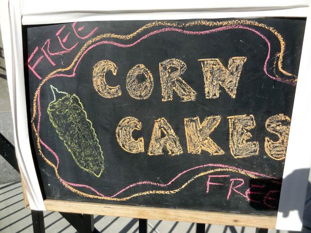01 Free Corn Cakes