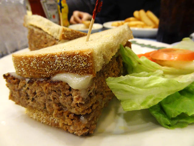 01 Meatloaf Sandwich - Chock full o'Nuts
